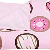Donuts Printed Microplush Throw