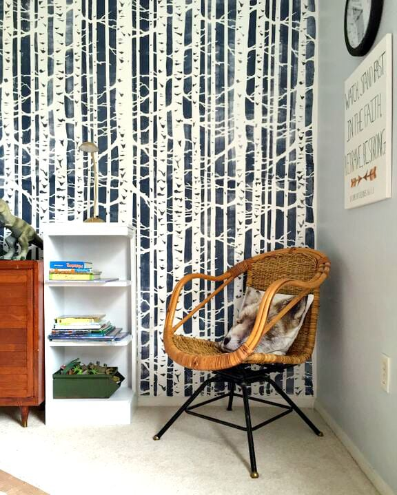 7 Decor Mistakes To Avoid In A Small Home: Don't Go Overboard With Decorative Painting