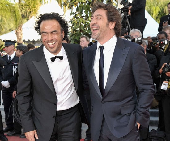 Slide Picture of Javier Bardem at Cannes Film Festival