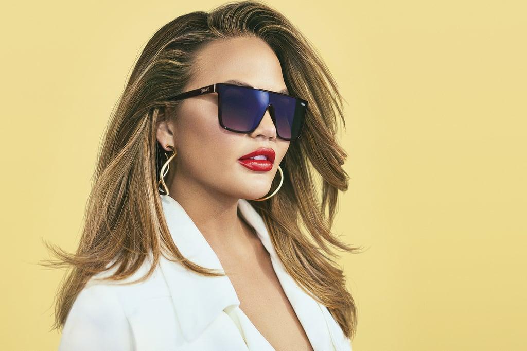 Chrissy Teigen's Quay Australia Sunglasses Collection 2020