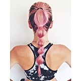 Bunched Ponytail