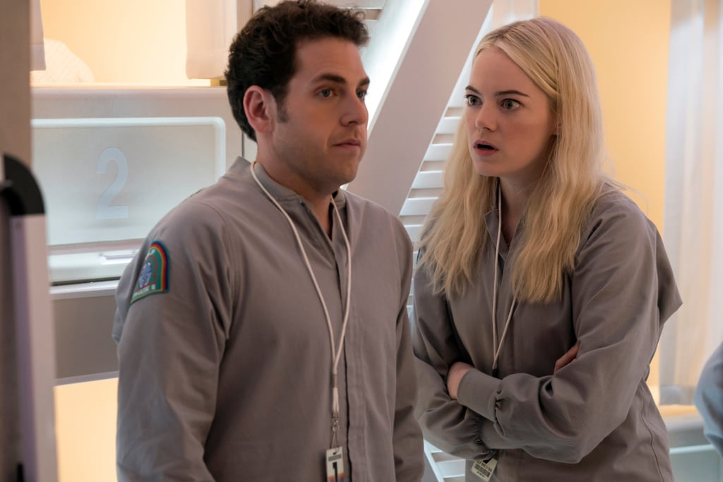 Emma Stone and Jonah Hill Maniac Netflix Photos