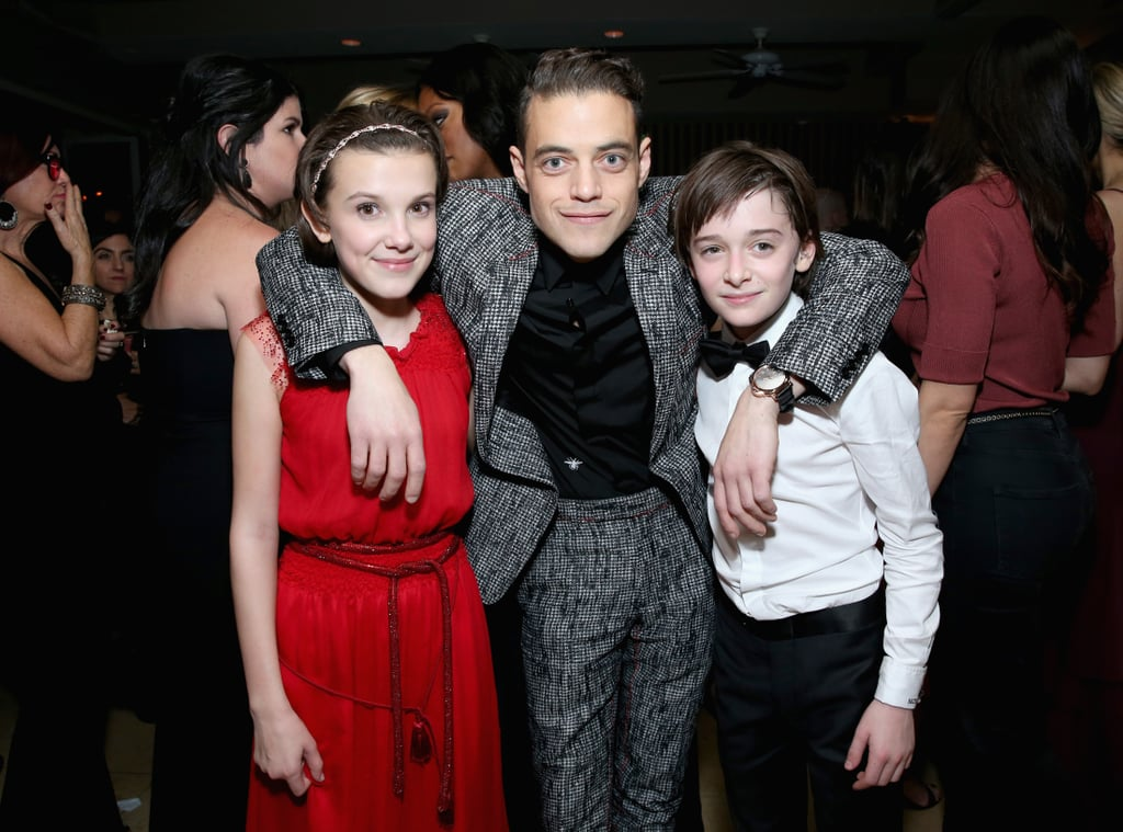 Oh, and They Casually Hung With Rami Malek