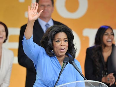 8 Favorite Parenting Moments on Oprah