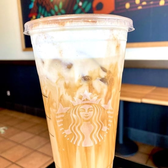 How to Order Starbucks Salted Caramel White Mocha Cold Brew