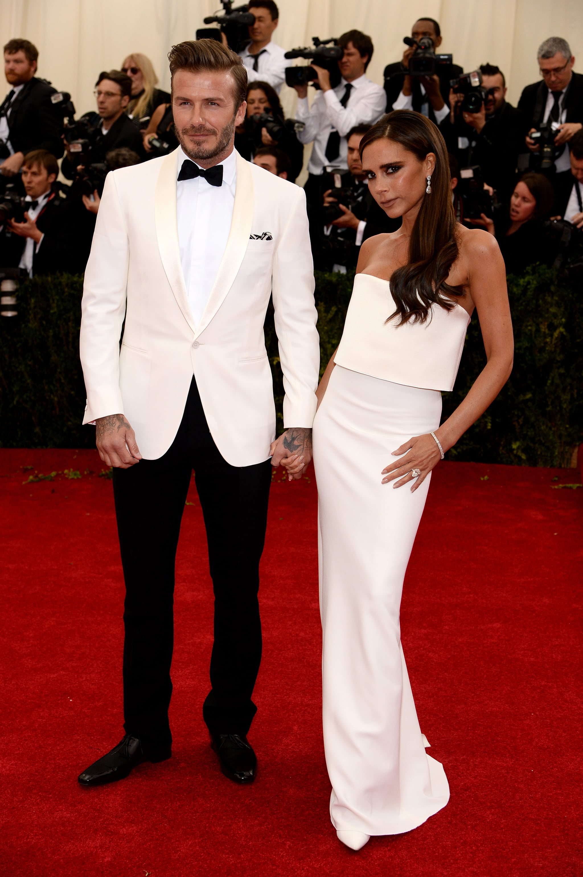 Victoria and David Beckham Are a Picture-Perfect Met Gala Couple
