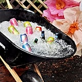 Wheelbarrows as Coolers