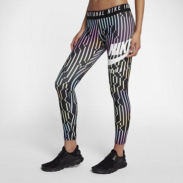 the latest adbdf d6491 Nike International Women s Printed Leggings