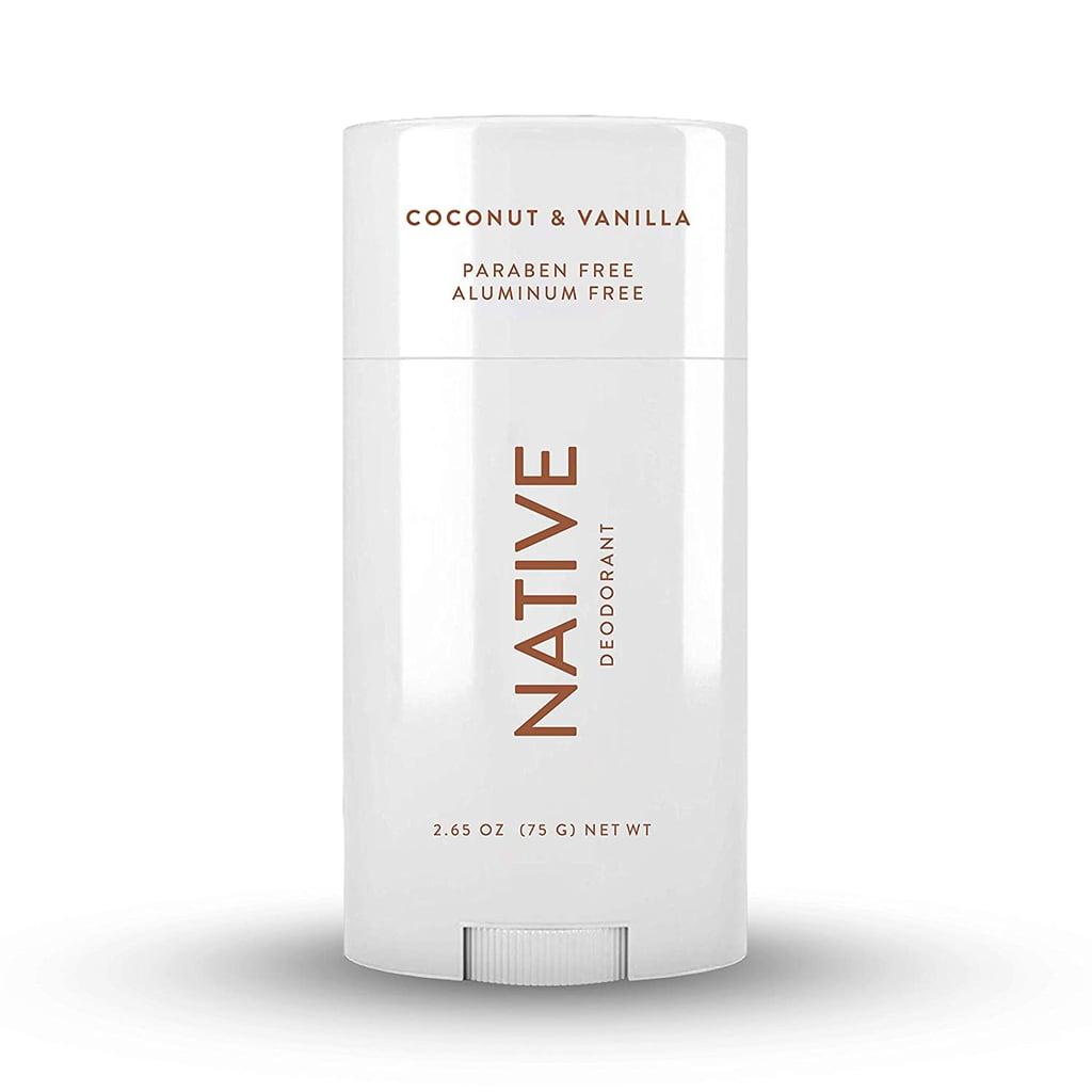 Best Natural Deodourant: Native Natural Deodourant in Coconut & Vanilla