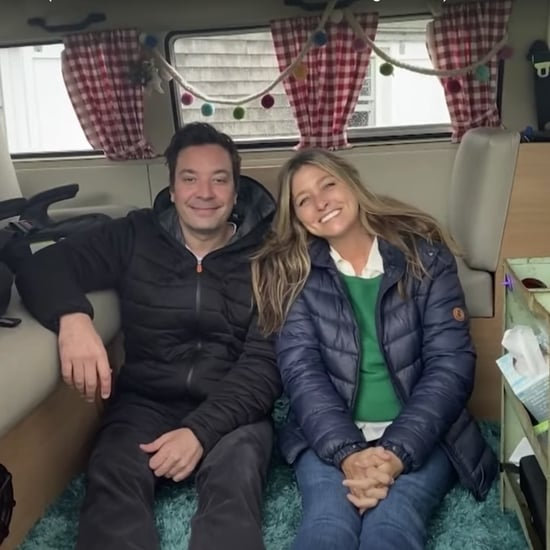 See Pictures of Jimmy Fallon's VW Bus on The Tonight Show