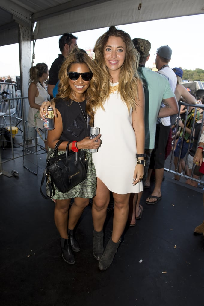 Suhana Lye and Milly Gattegno