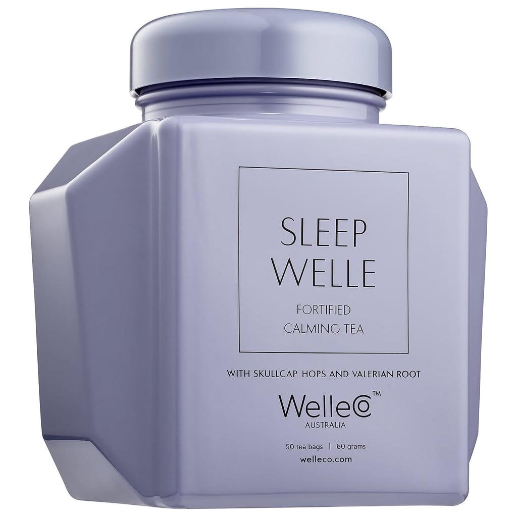 WelleCo Sleep Welle Fortified Calming Tea