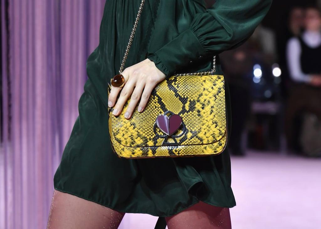 عرض أزياء علامة Kate Spade لخريف 2019