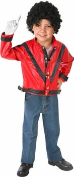 Toddler Michael Jackson Thriller Costume Jacket ($40)