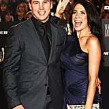 Stuart Webb and Kate Ritchie, May 2009