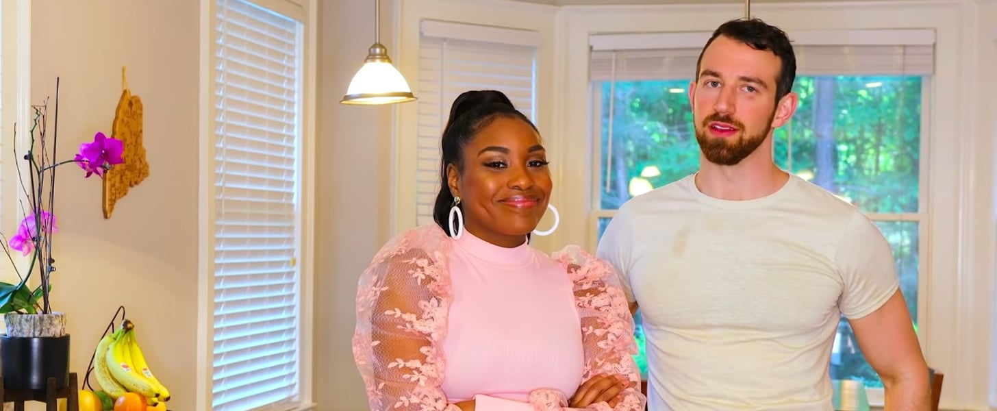 Watch Love Is Blind's Lauren and Cameron Give a Home Tour