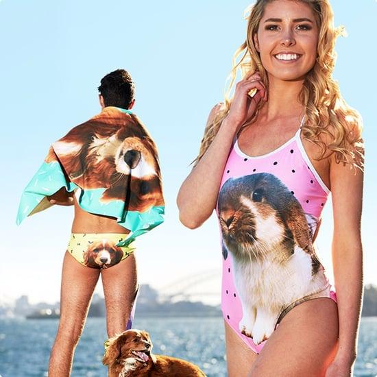 Petflair Swimsuit Kickstarter