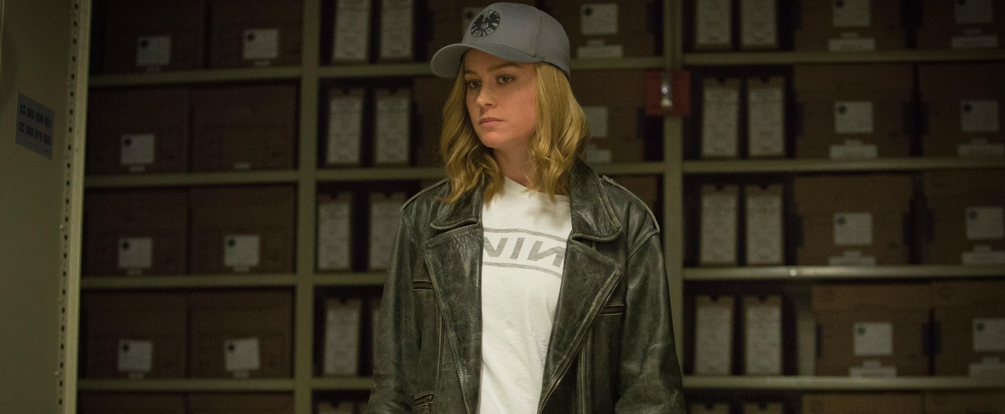 Is Captain Marvel Human?