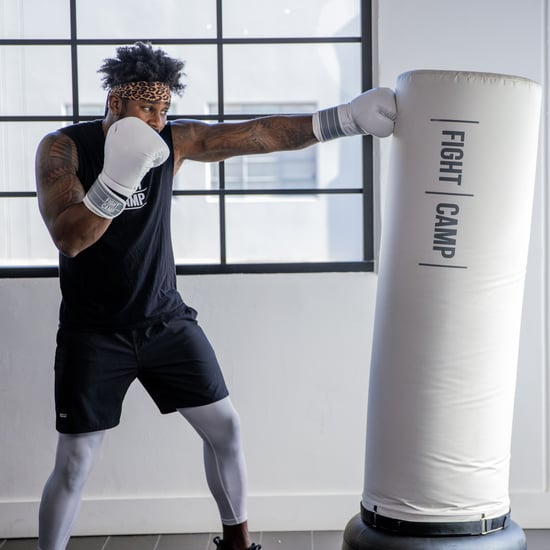 15-Minute Boxing Bag Workout From PJ Shirdan
