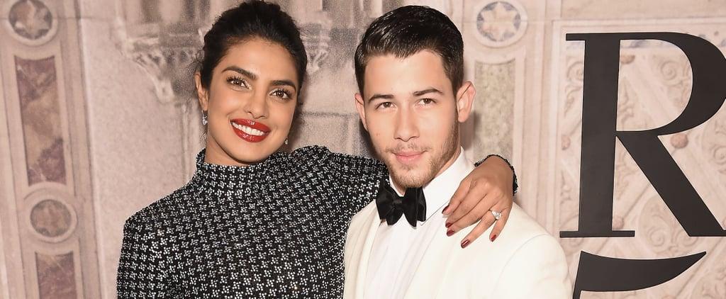 Nick Jonas and Priyanka Chopra's Wedding Party