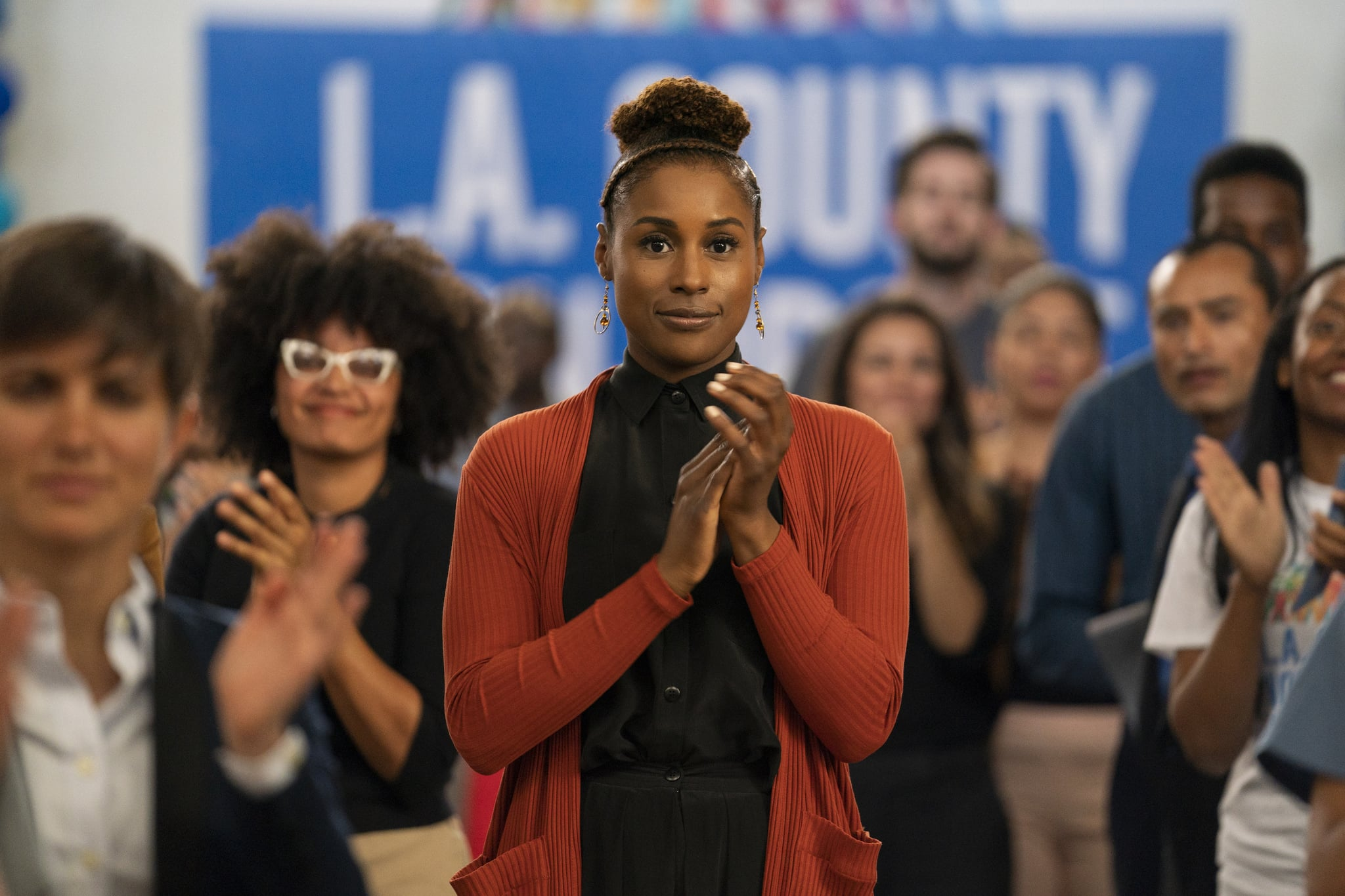 Issa Rae Interview About Insecure May 2019   POPSUGAR