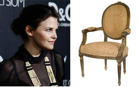 Inspired: Ginnifer Goodwin's Updated Black