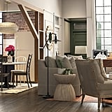Friends-Inspired Traditional-Style Living Room