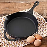 "The Pioneer Woman Timeless Super Pre-Seasoned 10"" Cast Iron Fry Pan ($20)"