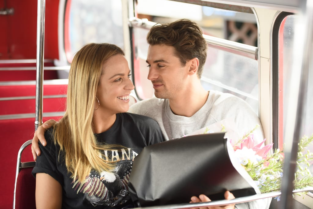 Elise and Matty's Bachelor Slow Burn — In Pictures!