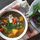 The Best Leftover Turkey Soup