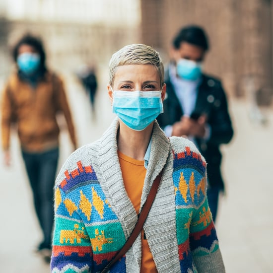 Face Masks May Also Protect the Wearer, New Study Says