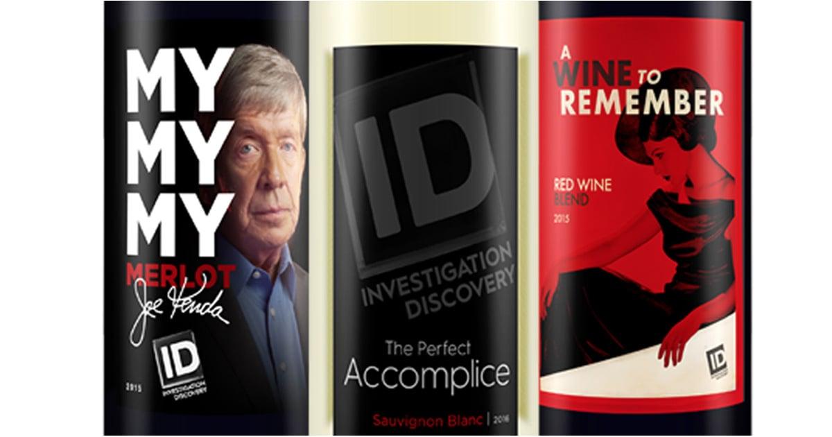 True Crime Wine Club | POPSUGAR Entertainment