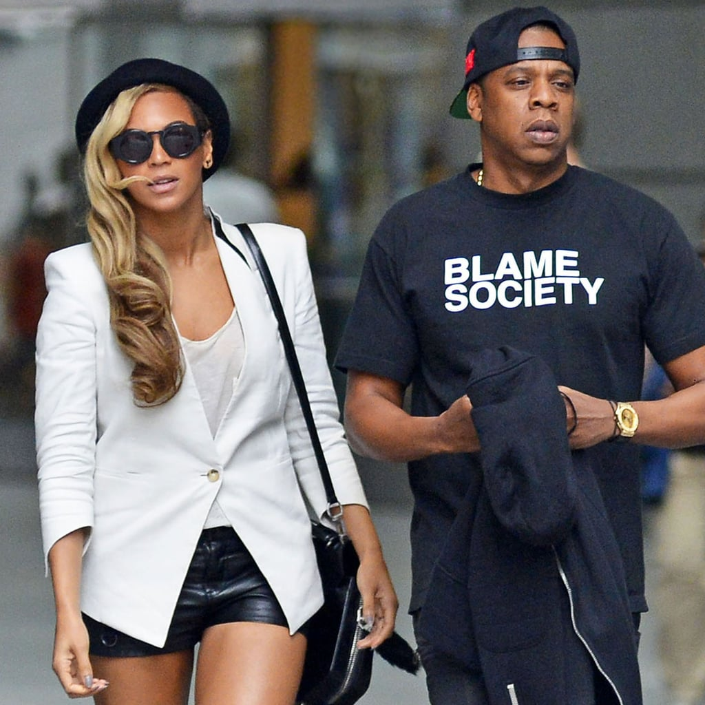 aaee16d84359d Beyonce Leather Shorts
