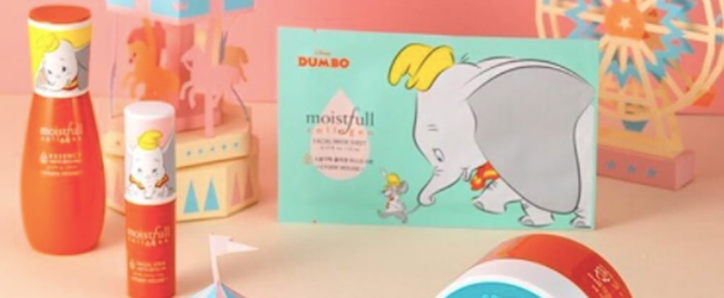 Disney Fans Will Cry When They See How Cute This Dumbo K-Beauty Line Is