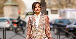 This Is Exactly How Street Style Stars Make Oversize Shirts Look So Good