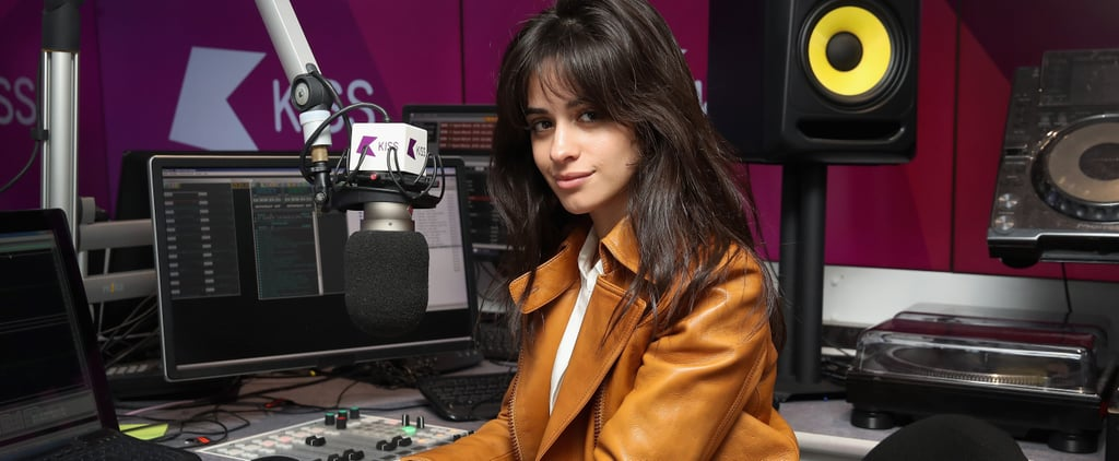 Camila Cabello Adorably Overanalyses That Blue Ivy Moment at the Grammys