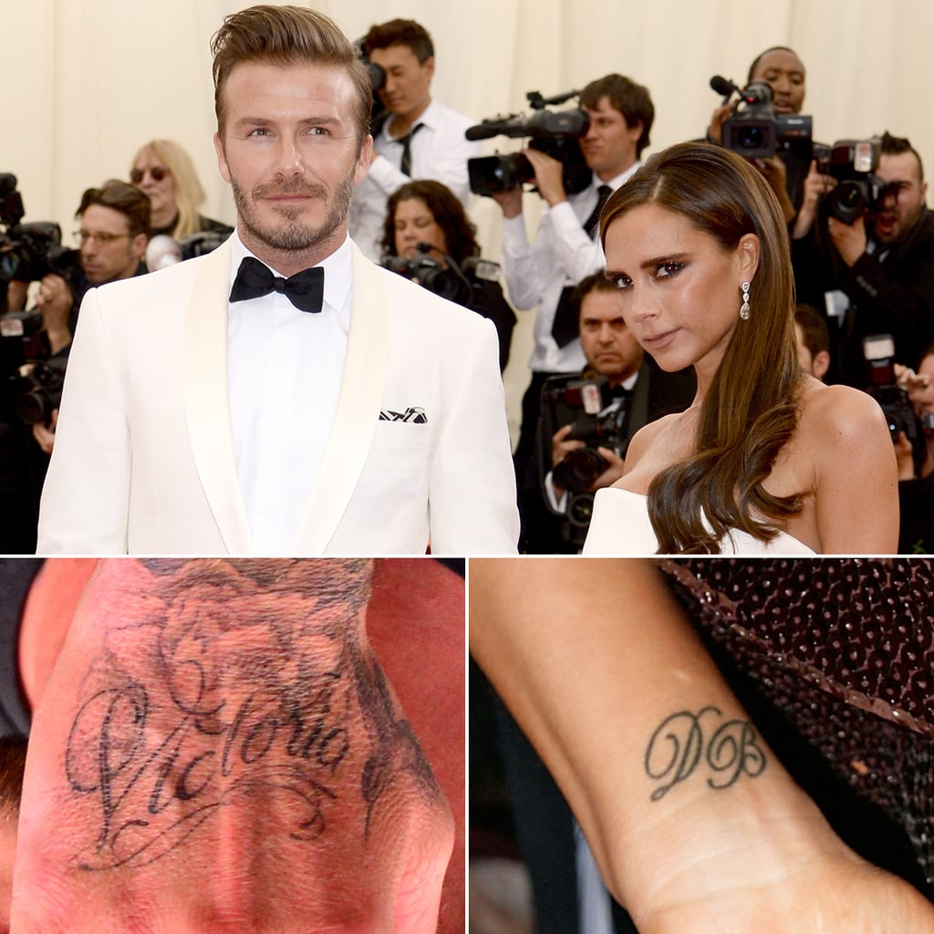 10 Stars Who Showed Their Love With Tattoos