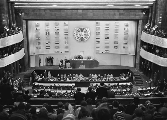 Quiz Nation! Universal Declaration of Human Rights Turns 60