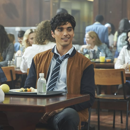 Taylor Zakhar Perez's Marco Will Return For Kissing Booth 3
