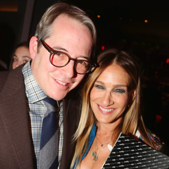 Sarah Jessica Parker and Matthew Broderick in NYC Feb. 2017