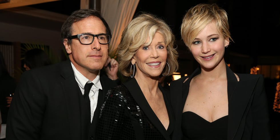 Jennifer Lawrence at AFI Fest 2013