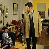 Adam Scott in Friends With Kids. Photo courtesy of Roadside Attractions