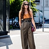 Paris Haute Couture Fashion Week Street Style