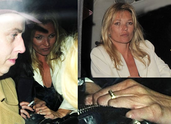 Photos of Kate Moss Birthday Party