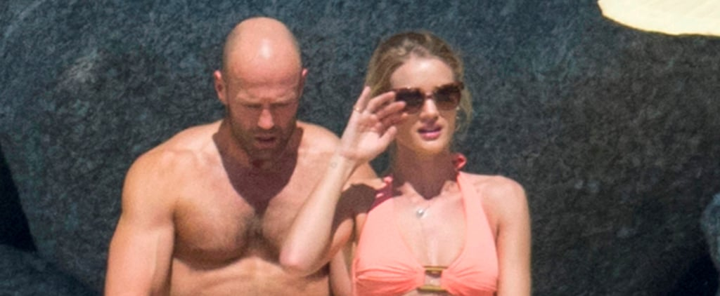Rosie Huntington-Whiteley and Jason Statham Heat Up the Beach in Thailand