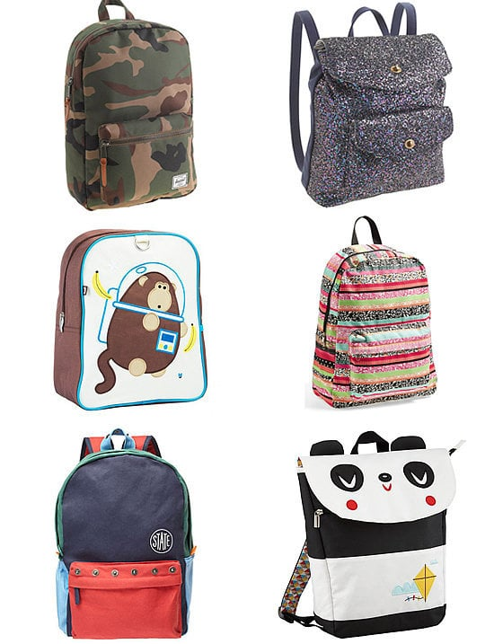 BUY: School's starting up sooner than you expect, so you'll want to grab a cute new backpack for the year