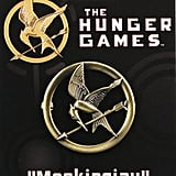 The Hunger Games Mockingjay Pin ($40)
