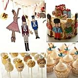 A Nutcracker-Inspired Party For Little Ballerinas