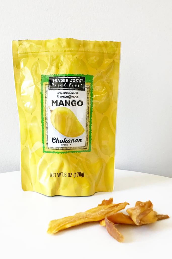 Unsweetened and Unsulfered Mango ($4)