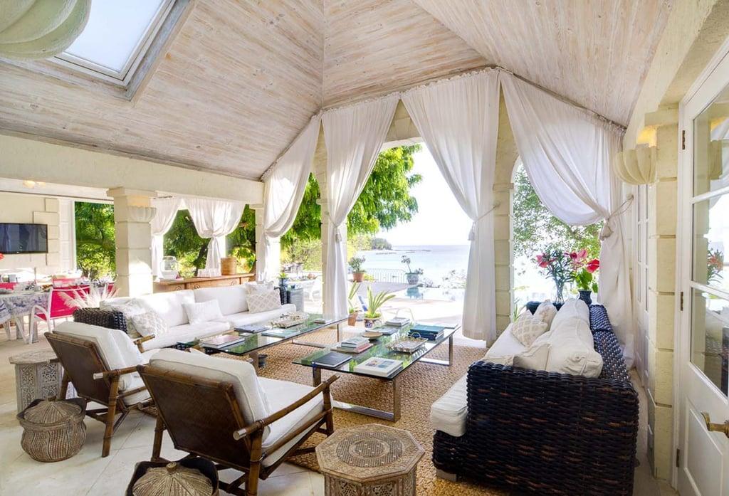 Villa Rocina — Mustique, British Virgin Islands
